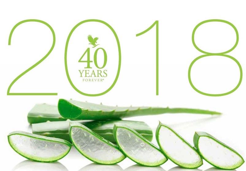 40 anni di successo della Forever ci danno sicurezza riguardo la serietà e stabilità aziendale
